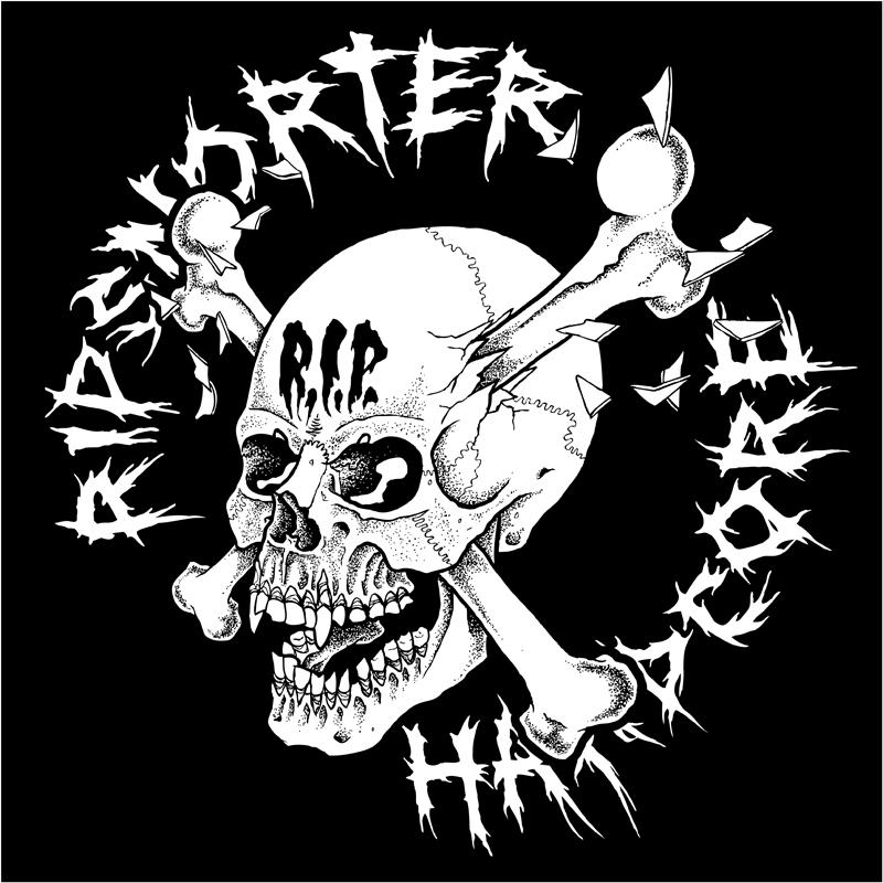 Ripsnorter hardcore skull
